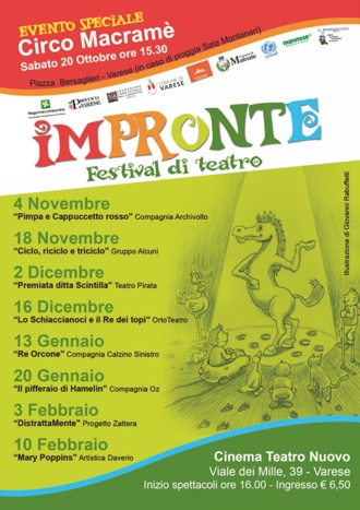 festival impronte